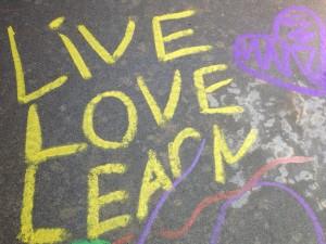 Live, Love, Learn!
