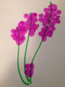 ~ a hyacinth